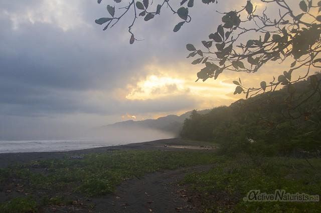 view 0011 Corcovado, Osa peninsula, Costa Rica