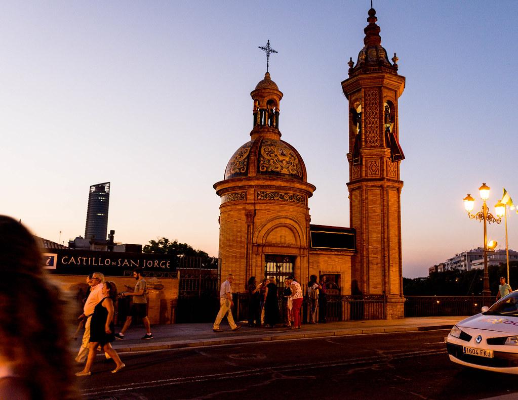 Sevilla bus station spain around guides - Monte triana sevilla ...