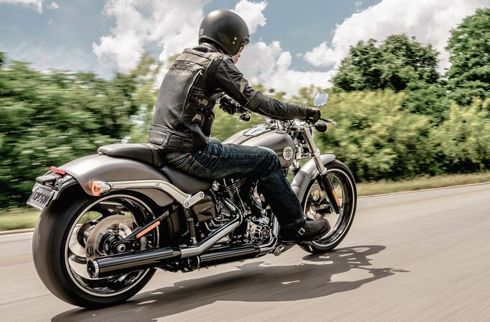 Harley-Davidson 1690 SOFTAIL BREAKOUT FXSB 2013 - 1