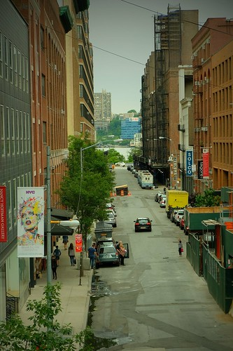 Chelsea, the High Line