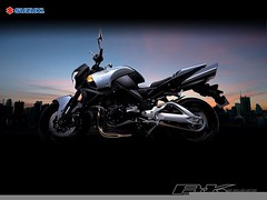 Suzuki B-KING 1300 2007 - 14