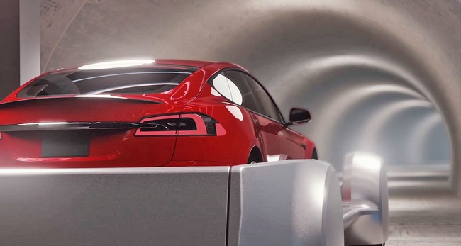 Elon Musk claims that the authorities of Los Angeles liking the idea of high-speed tunnels