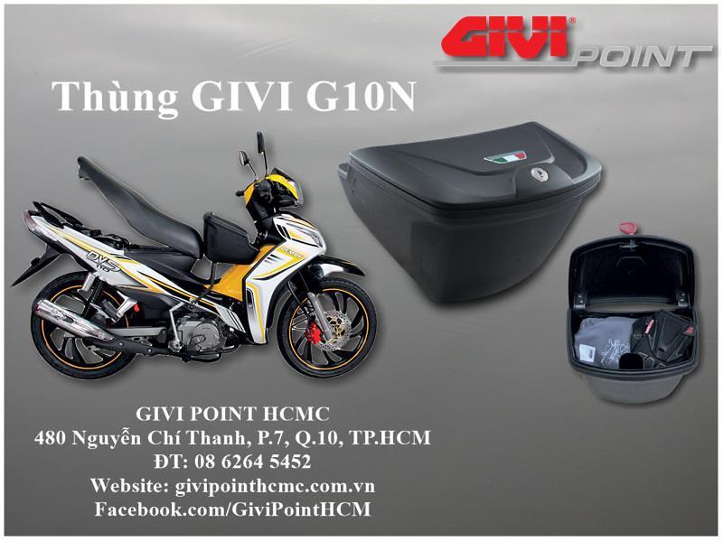 Thung xe Givi - 18