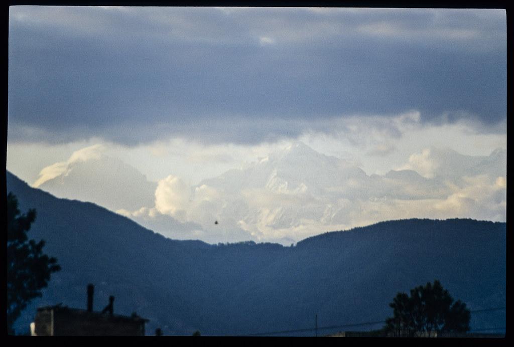 Katmandou en bus - récit de voyage d'un tour du monde