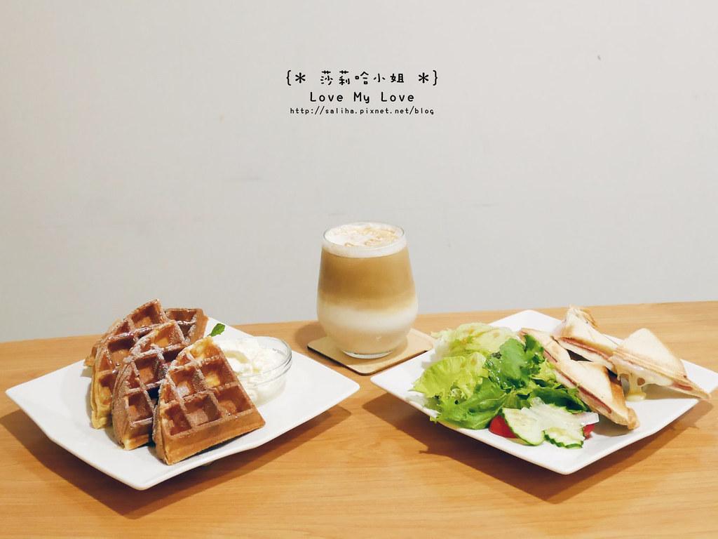 台北松山光復北路餐廳有心咖啡輕食早午餐 (3)