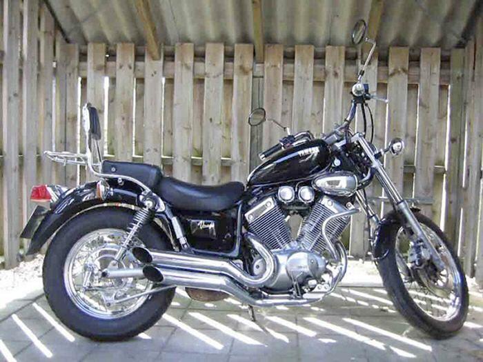 Yamaha 535 VIRAGO 1993 - 14
