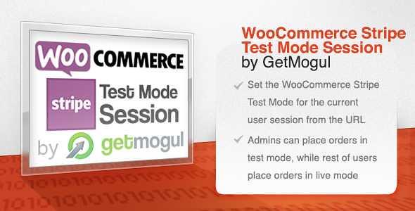 WooCommerce Stripe Test Mode WordPress free download