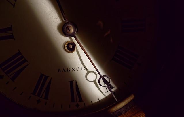 Horloge  Bagnols - Clock Bagnols