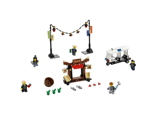 70607 Ninjago City Chase 3