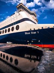 Blue Star I