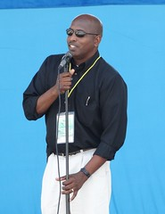 Ralston Frazer, Deputy Mayor of Belmopan City