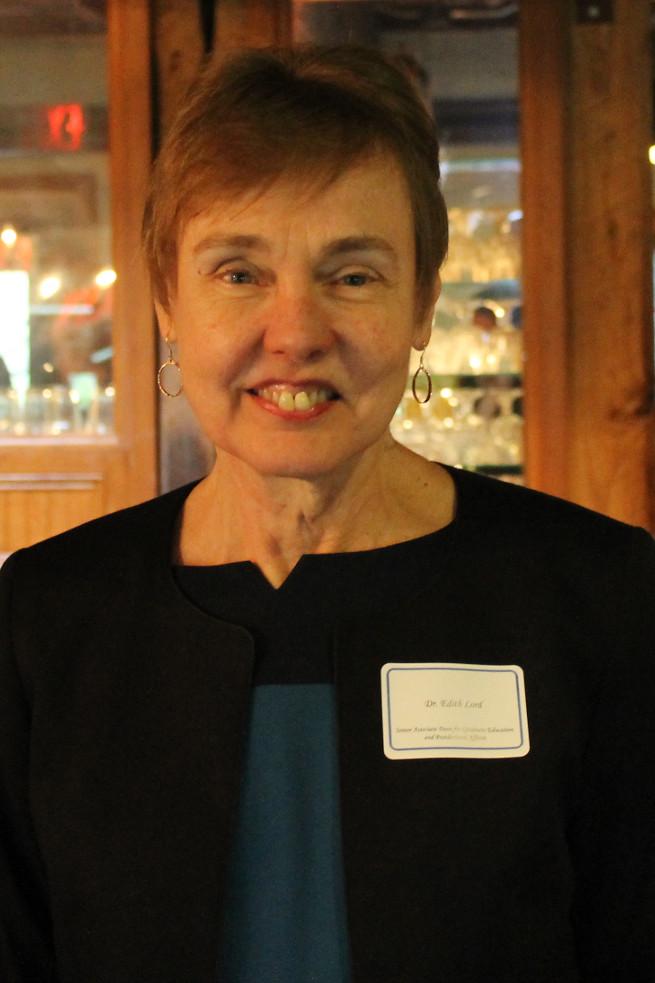 Edith Lord, Senior Associate Dean for Graduate Education