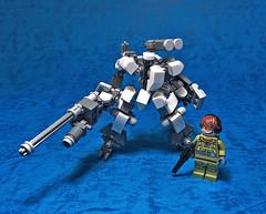 LEGO Robot Mk11-01