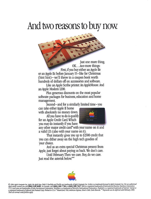 1984 Apple IIe and Apple IIc ad 05