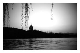Tower - Hangzhou by Von Jason