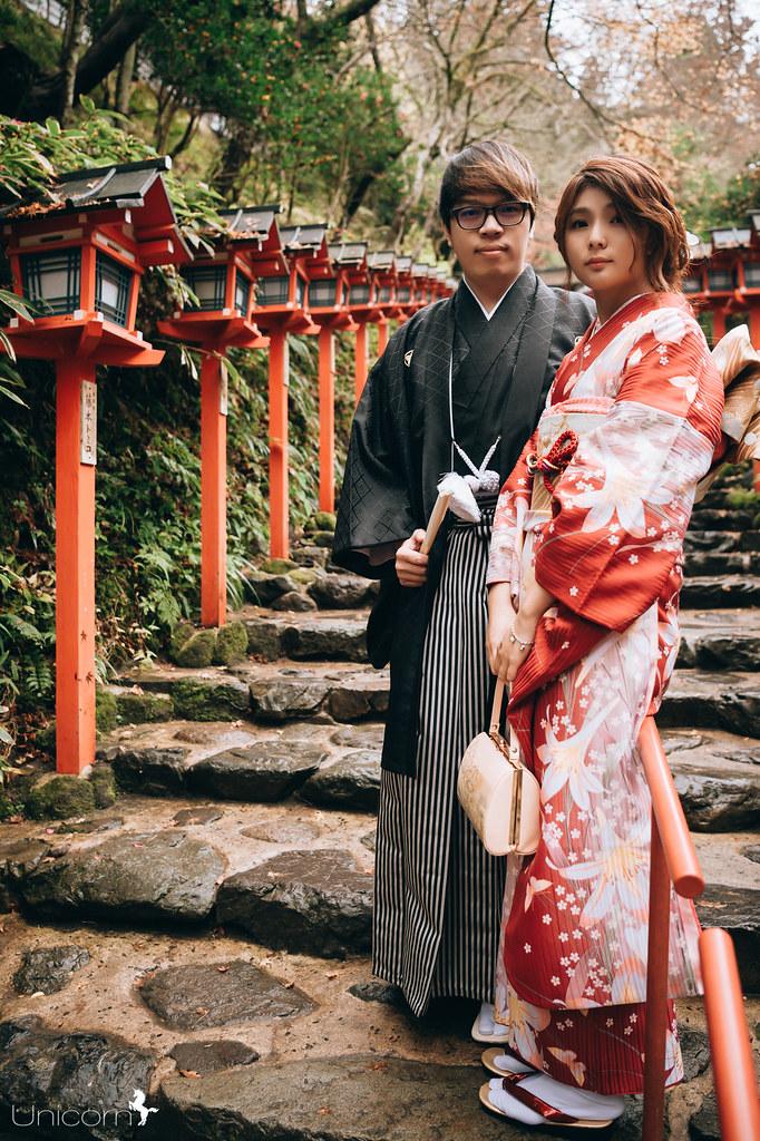 《海外婚紗》嘉文 & 璨華 / 京都 Kyoto 楓葉季