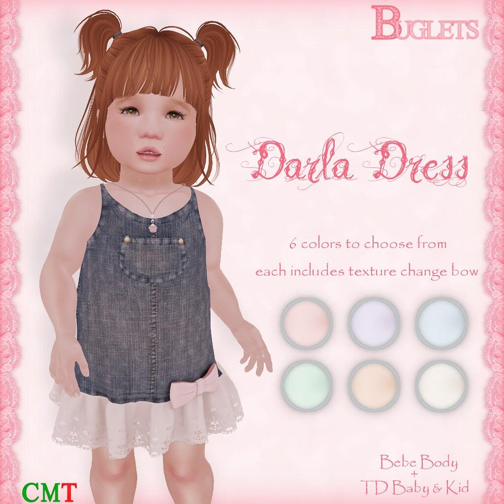 Darla Dress AD - SecondLifeHub.com