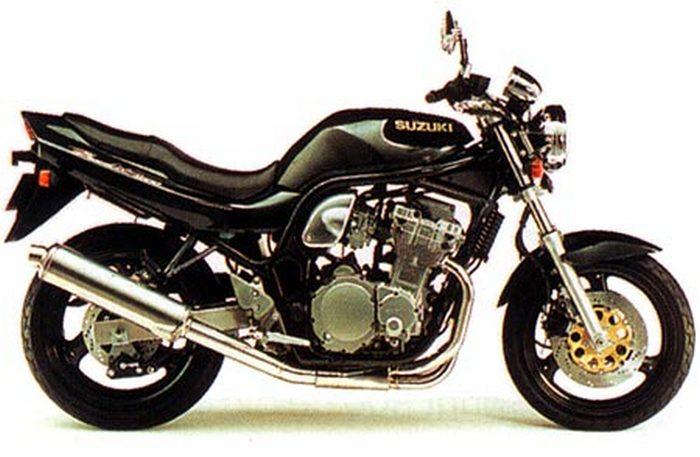 Suzuki GSF 600 Bandit N 1997 - 1