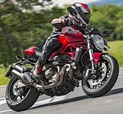 Ducati 821 Monster 2014 - 11