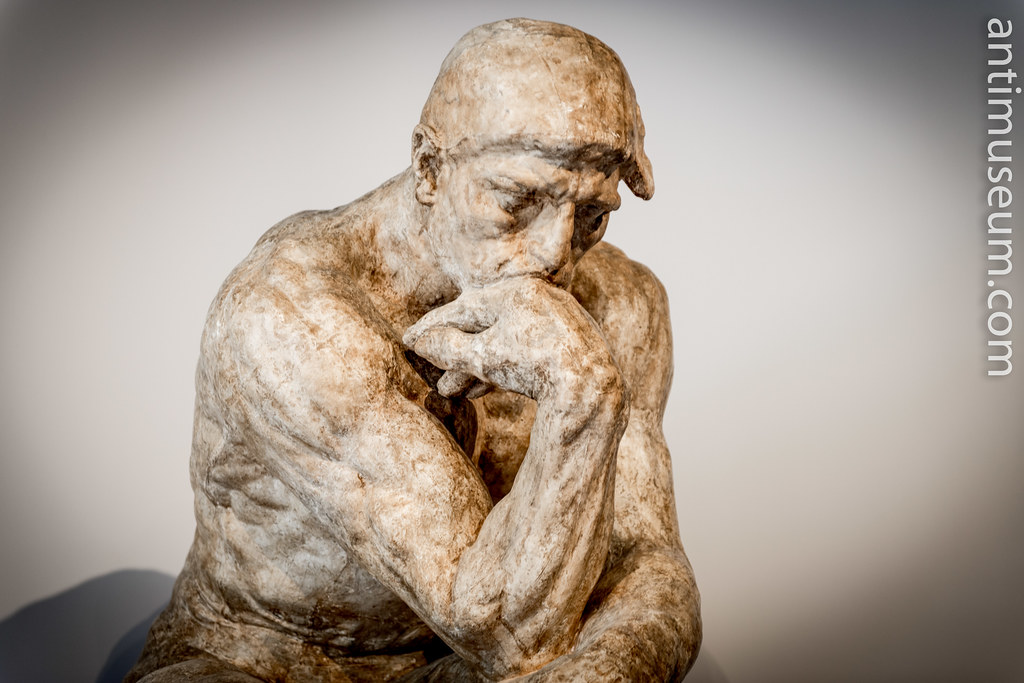 Le penseur - The THinker Rodin