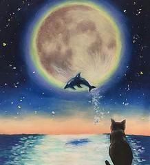 Boa madruga... #blogauroradecinemadeseja  #amazing #fullmoon #moon #moonlight #luna #lua #luar