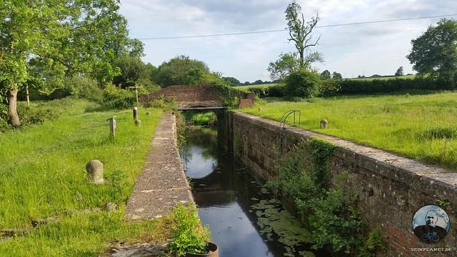Arun Canal Lock