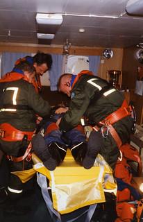 LEKA-ryhmän harjoitus 9.12.1993