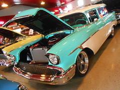 1957 Chevy 150 Wagon