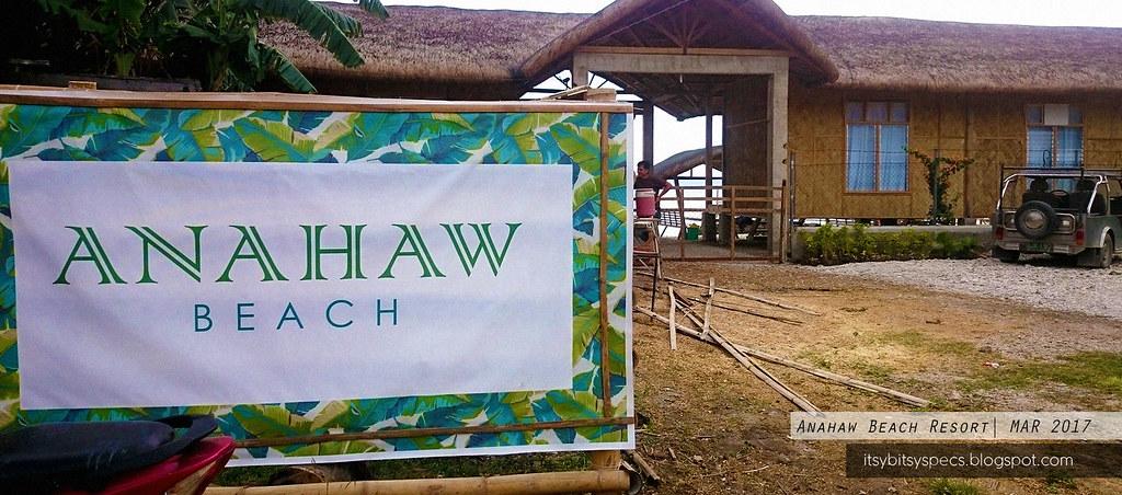 Anahaw Beach Resort