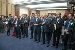 ASEAN Ambassadors and staffs