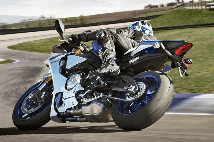 Yamaha YZF-R1 1000 2019 - 18