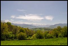Panorama dans le Couserans