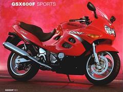 Suzuki GSX-F 600 2003 - 5