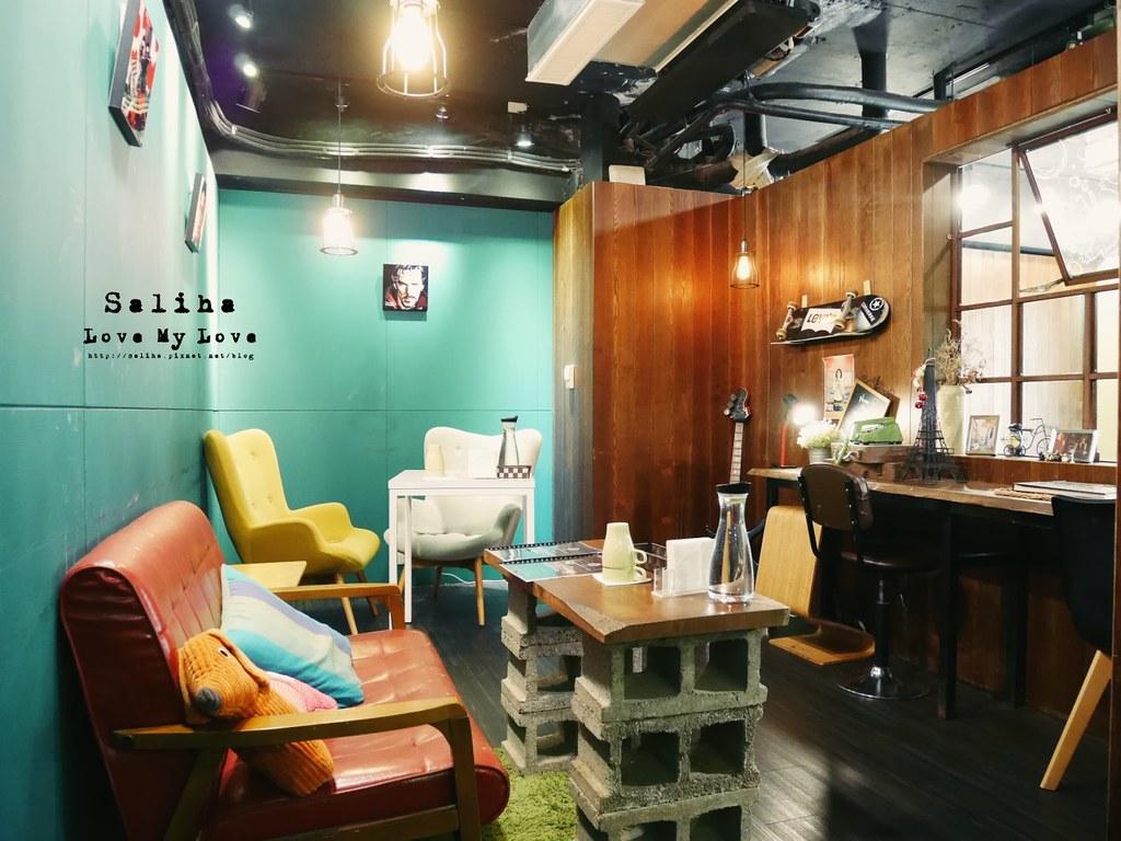 台北東區下午茶推薦Longtimeago Cafe 夢遊咖啡館 (4)