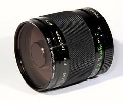 T Mount lenses