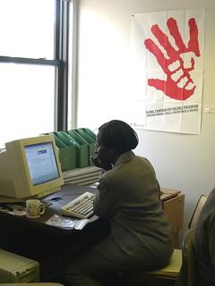 APC_Ruth Ojiambo Ochieng, WICCE, at Cyberdialogues