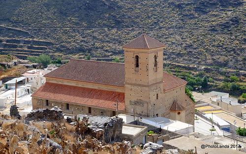 Iglesia Parroquial Nuestra Señora del Carmen - Siglo XVI