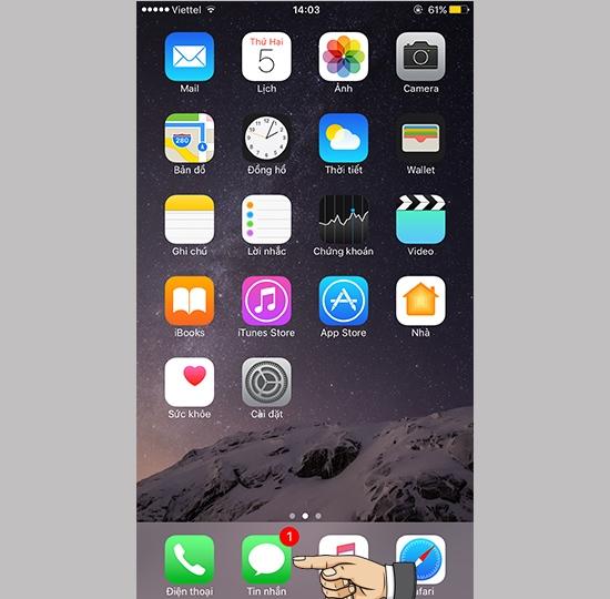 Cách cài đặt tin nhắn tự hủy trên iOS 10 - Tự hủy tin nhắn khi người nhận đã xem.