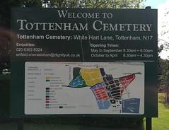 Tottenham Cemetery