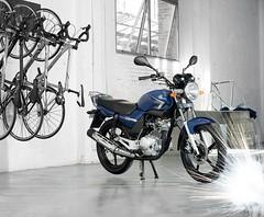 Yamaha YBR 125 2006 - 19
