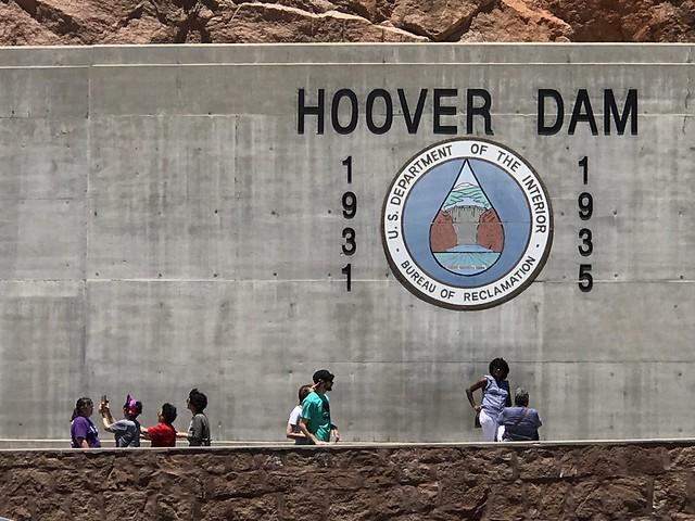 Hoover Dam (1931-1935)