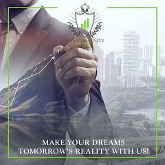 The Future belongs to those who believe in the beauty of their dreams. Make your dreams tomorrow?s reality with us! Click link in bio. #investments #stockmarket #forex #funds #currency #cryptocurrency