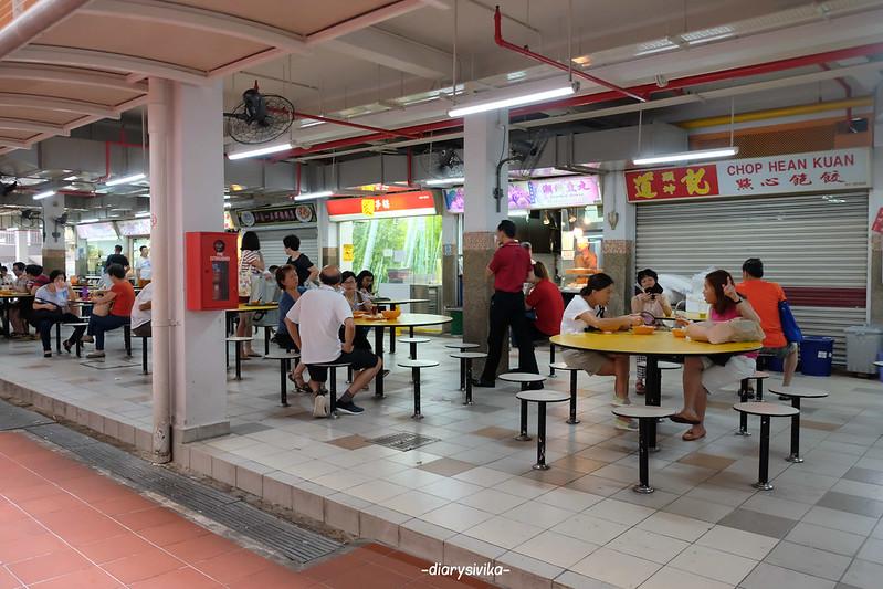 kuliner chinatown, singapore 2
