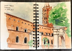 Basilica Saint Sernin, Toulouse