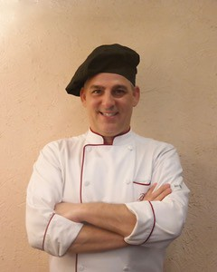 Chef Nicolas Diaz