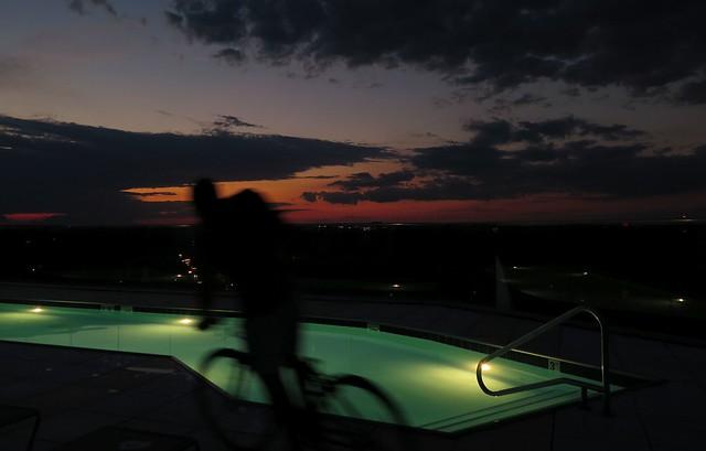 Midsummer night on the, Canon POWERSHOT G16