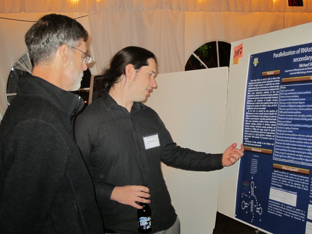Poster 107 - Michael Sloma & Tom Eickbush