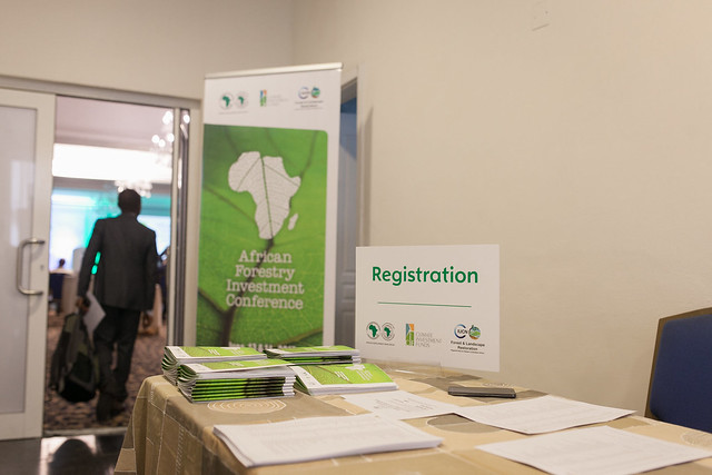 African Forestry Investment Conference (AFIC), 13-14 june 2017