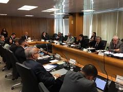 Reunião do Conselho Nacional de Previdência. 29.jun.2017. Foto - Imprensa.Secretaria de Previdência