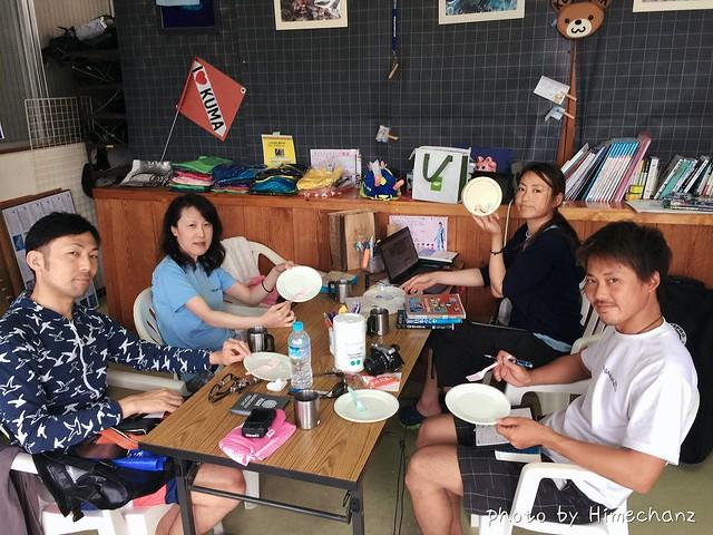 本日の集合写真♪ 2017/05/22